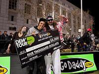No i mamy wyniki DEW TOUR 2012