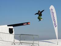 Zbliża się Oscyp Snowboard Contest 2012