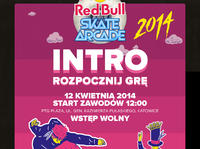Intro akcji Red Bull Skate Arcade