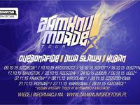 Trasa koncertowa ZAMKNIJ MORDĘ TOUR 2015