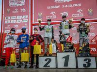 Poznaliśmy Mistrzów Polski w Motocrossie 2020 - podium MX85