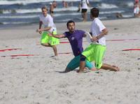 """Relacja z międzynarodowego turnieju Beach Ultimate Frisbee """"SandSlash"""""""