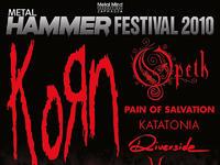 Metal Hammer Festival 2010 - znamy pełny skład festiwalu!