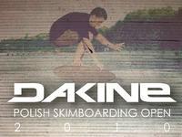 Dakine Polish Skimboarding Open 2010
