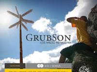 GrubSon - Coś więcej niż muzyka (przedsprzedaż)
