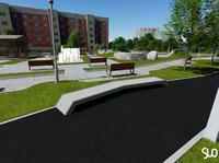 Skatepark Przemyśl - rozbudowa