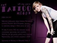 Konkurs - Art Tattoo Night