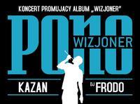 Koncert PONO - Wizjoner - pierwszy raz w Trójmieście