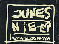 """Street singiel Junesa """"Nie-moc"""" promujący """"Nie-EP (Album Długogrający)"""""""