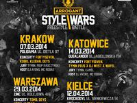 Arrogant Style Wars Freestyle Battle 2014