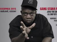 HHK 2015 - Gang Starr Foundation w line-upie!