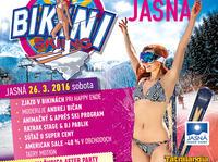 BIKINI SKIING 2016 - Jasna