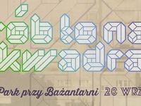 20.09 Warszawa: Zrób to na kwadracie vol. 4