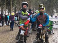 Łukasik i Czermak - Diverse Downhill Contest Wisła 2017