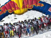 Red Bull Zjazd na Krechę 2015 - Zieleniec