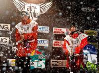 Billabong Air&Style 2011 podium