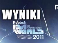 IDA WORLD 2011 – WYNIKI