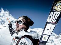 Zjazd na nartach z Broad Peak!