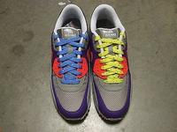 Nike Air Max 90 ACG Grey/ Purple/ Red