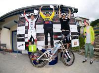 Diverse Downhill Contest – Triumf Macieja Jodko