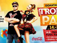 Tropical Party Tatralandia z Donatem i Cleo