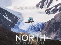 North of Nightfall - plakat