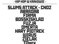 Koncert Slums Attack - trasa Całkiem Nowy Tour 2013 - Kraków