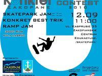 Konkret Skate Contest