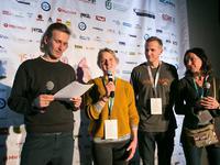 Jury - Część jury 15. KFG: Jan Wierzejski, Claire Jane Carter, Paul Diffley i Natalie Halla