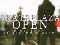 Film z otwarcia Skateplazy w Białymstoku