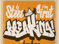 BREAKING - NAJNOWSZY MIXTAPE DJ.STEEZA I B'BOYA PIRATA