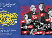 wiemy kiedy i kto wystąpi wystąpi na tegorocznej edycji festiwalu CZW RAP NIGHT 2021 w Człuchowie!
