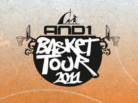 AND1 BASKET MUSIC TOUR 2011