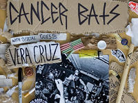 Konkurs Wygraj bilety na Cancer Bats!