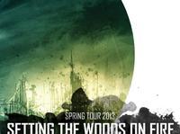 Koncert Setting the Woods on Fire w Szczecinie