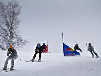 Eliminacje Zjazd na Krechę 2012 - Szczyrk
