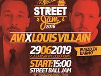 STREET JAM 2019 w Człuchowie