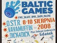Baltic Games PLAKAT 2008