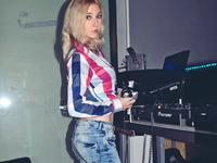 Polish Female DJ Mirjami in Escape Club