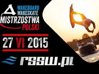 Mistrzostwa Polskie w Wakeboardzie - Domaniów 2015