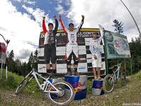Michał Śliwa wygrawa Diverse Downhill Contest w Myślenicach