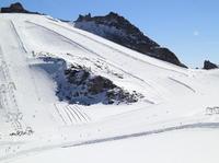 Majówka na lodowcu Hintertux