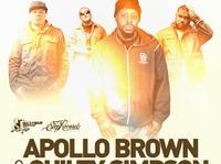 Duet Apollo Brown & Guilty Simpson w Polsce