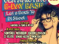 """ULA """"AFRO"""" FRYC B-DAY BASH - """"Let's Back To Di Skool!"""""""