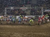 Z Los Angeles do Gdańska – Supercross w ERGO ARENIE