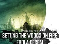 Koncert Setting the Woods on Fire we Wrocławiu