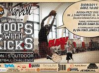 MadBall presents HOOPS WITH KICKS | 5-on-5 Outdoor Bball Challenge