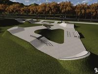 Skatepark - Świecie