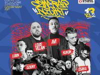 Avi & Louis Villain czy Kukon zagrają na CZW Rap Night 2021 już za 2 tygodnie! Ilość biletów w tym roku ściśle ograniczona