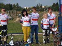 Mistrzostwa Polski w Bmx Racingu 2012